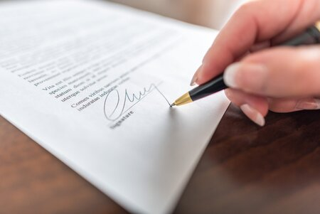 What is a Controlled Goods Agreement?