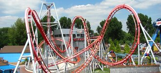 Drayton Manor file a notice of intention