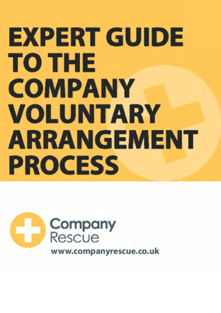 Company Voluntary Arrangement for company or LLP Lawyers - Plan B