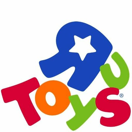 Toys R us in administration logo