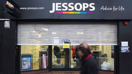 Jessops In Administration Again
