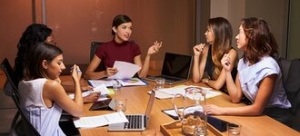 New research suggests that UK SMEs with women on the board are less likely to go bust