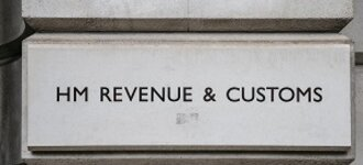 HMRC Office Sign