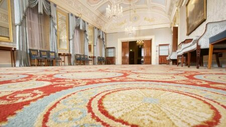 Can 265-year-old Axminster Carpets avoid administration again?