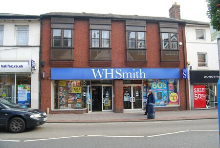 WHSmith demand rent cuts from landlords
